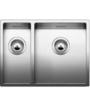 Мойка кухонная Blanco CLARON 340/180-IF/N 517225 (517224)