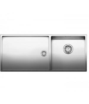 Мойка кухонная Blanco CLARON 400/550-T-IF/N 517233 (517232)