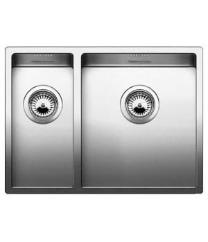 Мойка кухонная Blanco CLARON 340/180-U 517227 (517226)