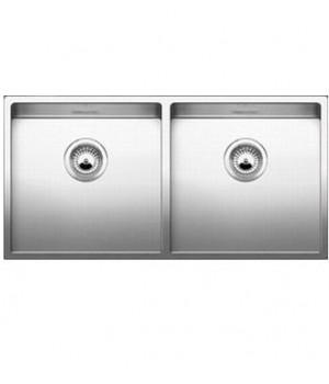 Мойка кухонная Blanco CLARON 400/400-U 517231