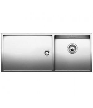 Мойка кухонная Blanco CLARON 400/550-T-U 517235 (517234)