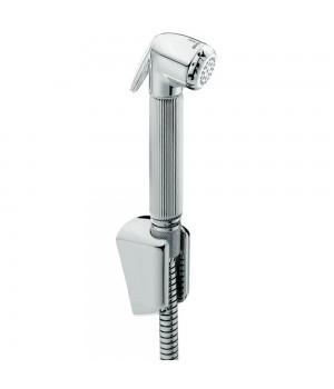 Гигиенический душ для биде BOSSINI NIKITA C04045B хром