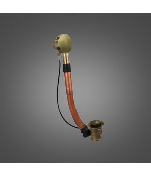 Сифон для ванной Emmevi 56см медь CO1311RA