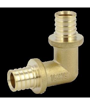 Угол натяжной 90° HEAT-PEX d16 x d16 мм