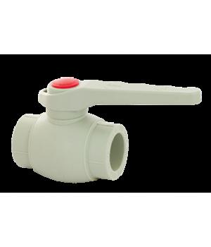 ПП Кран шаровый для горячей воды FADO 20 PKG01