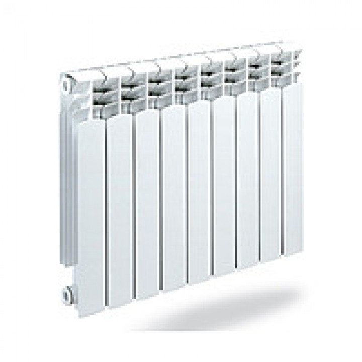 Радиатор биметаллический WHITEX 4 секции