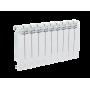 Радиатор биметаллический WHITEX 8 секций