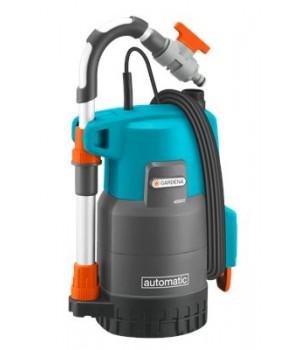 Насос для резервуаров с дождевой водой Gardena 4000/2 автоматический