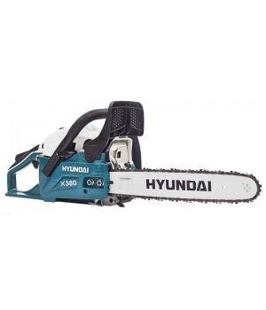 Бензопила цепная Hyundai Х 380