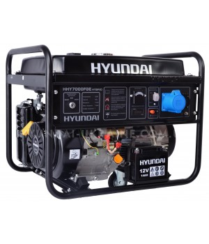 Бензиновый генератор Hyundai HHY 7000 FGE