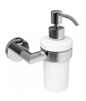 Дозатор для жидкого мыла настенный IMPRESE HRANICE