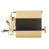 Держатель для туалетной бумаги KUGU Bavaria 311G золото