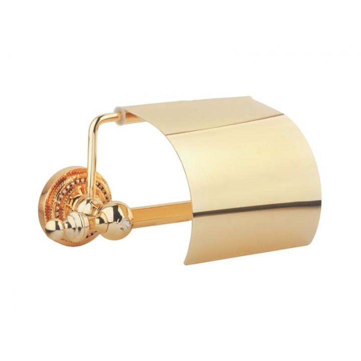 Держатель для туалетной бумаги KUGU Eldorado  811G золото