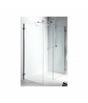 Боковая стенка NEXT 50 см, закаленное стекло, хром/серебряный блеск, Reflex. Для создания нестандартных вариантов типа Walk-In