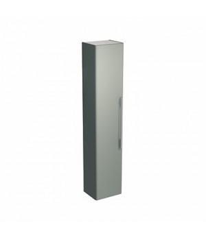 Шкафчик боковой высокий TRAFFIC 36 x 180 x 29,5 cм, платиновый глянец