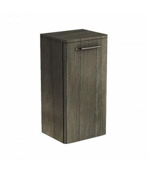 Шкафчик боковой низкий серый ясень NOVA PRO