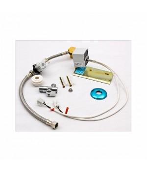 Клапан автоматический с радарным сливом, питается от электрической сети, для писсуаров Alex и Felix