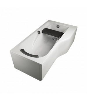 Панель фронтальная COMFORT Plus для асимметричной ванны, 170 левая