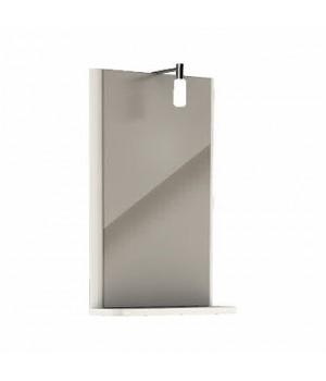 Зеркало с подсветкой 38,3 х 60,5 х 12,5 см REKORD