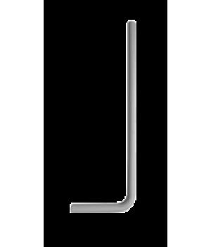 КРС Труба пластик , белая