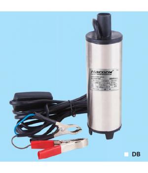 """Погружной электронасос для дизельного топлива """"Насосы+"""" DB 12 V mini"""