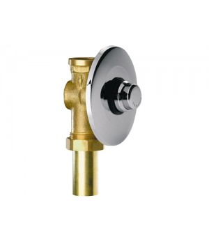 Кран-дозатор для слива туалета скрытого монтажа Remer TEMPOR TE17110