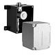 Встраиваемая в стену смывная арматура для писсуаров Schell COMRACT II 011930099