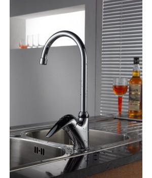 """Смеситель для кухни """"Смарт-Реал"""" SM033507AA с R-изливом"""