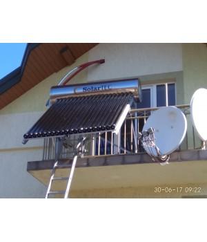 Всесезонный солнечный коллектор SOLAR-TEC IP-58/1800/20