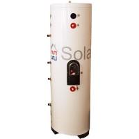 Двухконтурный бак-накопитель косвенного нагрева объёмом 300 литров