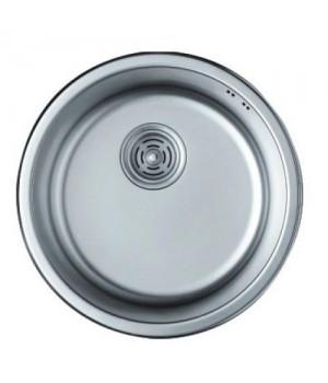 Мойка кухонная HAIBA 440 polish