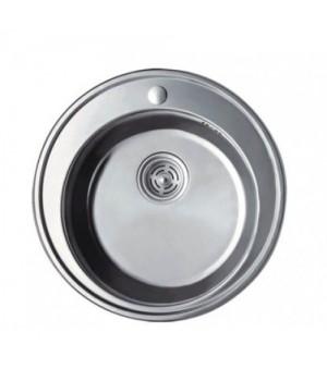 Мойка кухонная HAIBA 510 polish