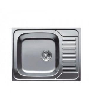 Мойка кухонная HAIBA 58x48 polish