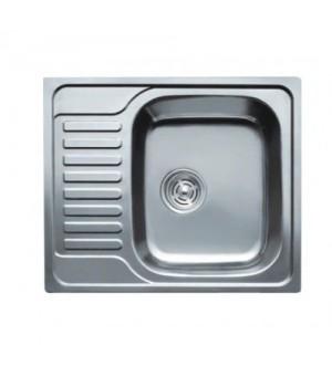 Мойка кухонная HAIBA 65x50 SATIN