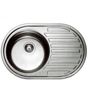 Мойка кухонная HAIBA 77х50 satin