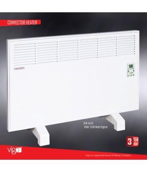 Электрический конвектор MASTAS Vigo 1000 W с электронным термостатом
