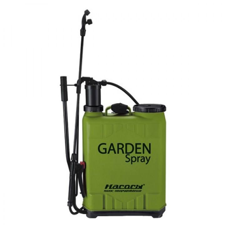 Опрыскиватель Насосы+Оборудование Garden Spray 16S
