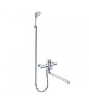 Смеситель для ванны PERLA OCELI L300 с аксессуарами