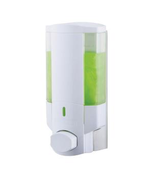 Дозатор для жидкого мыла настенный STORM EXCELLA 1 WHITE