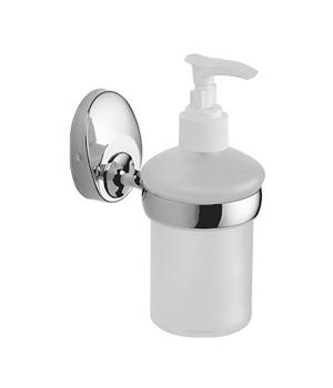 Дозатор для жидкого мыла настенный (стекло) ZERIX LR3327